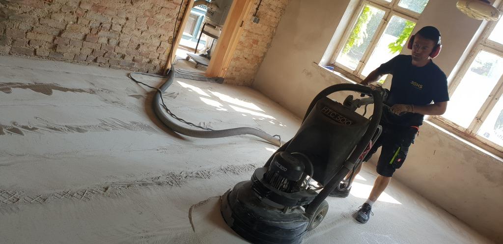 Epoxidharz Fußbodenbeschichtung Berlin Brandenburg - Epoxidharz Boden verlegen lassen